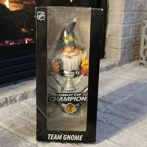 Chicago Blackhawks 2013 Stanley Cup Champion Gnome